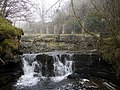 Waterfall, Middlehope Burn - geograph.org.uk - 1233207.jpg