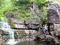 Waterfall - geograph.org.uk - 494789.jpg
