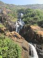 Waterfall of India DUDHSAGAR.jpg