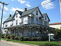Watson House (Chincoteague Island, Virginia) Oblique View 1.jpg