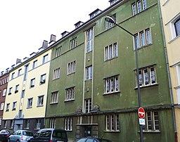Weberstraße in Aachen