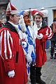 Weingarten Narrensprung 2013 Plätzlerzunft Zunftrat und Mehlsackbole 2.jpg