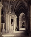 Wells Cathedral, South Aisle of Nave by Francis Bedford.tif