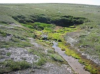 River Dee, Aberdeenshire - Image: Wells of Dee