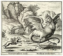 http://upload.wikimedia.org/wikipedia/commons/thumb/7/70/Wenceslas_Hollar_-_The_basilisk_and_the_weasel.jpg/220px-Wenceslas_Hollar_-_The_basilisk_and_the_weasel.jpg