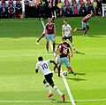 West Ham Tottenham kick-off August 2014.jpg