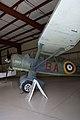 Westland Lysander Mk. IIIA UnderLWing FLAirMuse 29Aug09 (14599615415).jpg
