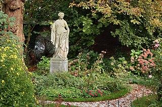 Tuinbeeld, voorstellend Ceres