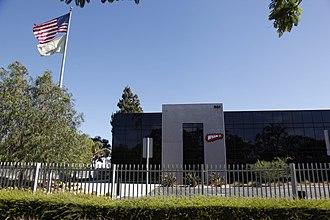 Wham-O - Wham-O Headquarters in Carson, California