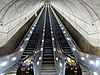 Wheaton station long escalator 03.jpg