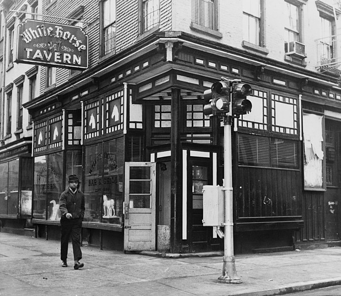 File White Horse Tavern Nywts Jpg Wikimedia Commons