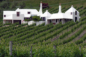 New Zealand wine - Te Mata Estate, New Zealand's oldest winery