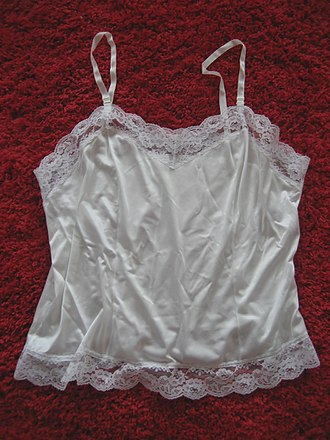 Camisole - A modern camisole