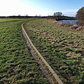 Why was this kerb put in? Pugneys Country Park - geograph.org.uk - 1124548.jpg