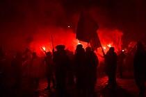 Wien - Anti-Akademikerball-Demo der Offensive gegen rechts - IIIb.jpg