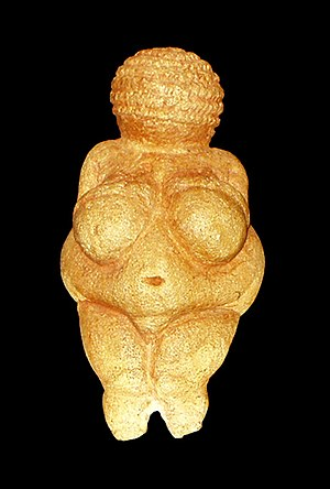 Venus figurines - Venus of Willendorf