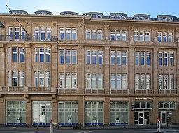 Wilhelmstraße in Wiesbaden