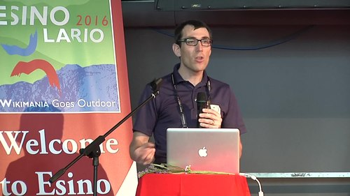 File:Wikimania 2016 - Medical topics by James Heilman.webm