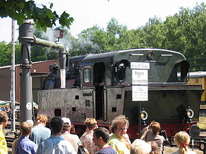 Bochum Dahlhausen Railway Museum - Family Day in the museum