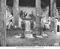 Wildlife scene with waterfall, deer, birds and other small animals, Forestry Building, Alaska-Yukon-Pacific-Exposition, Seattle (AYP 1109).jpeg