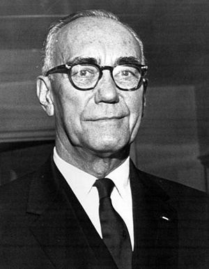 United States Permanent Representative to NATO - Image: William Henry Draper Jr