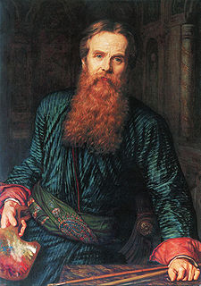 image of William Holman Hunt from wikipedia