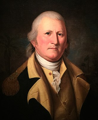 William Moultrie - Image: William Moultrie portrait