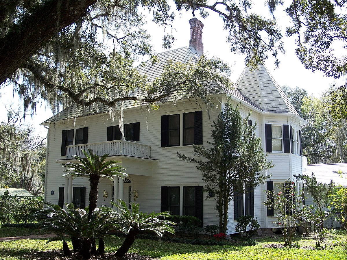 William sherman jennings house wikipedia for Sheds brooksville fl