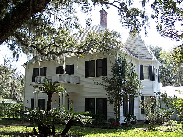 Buildings And Structures In Hernando County Florida