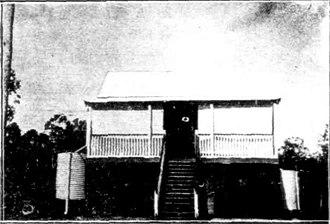 East End, Queensland - Willmott State School, 1924
