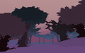 Winter woods in Proteus.png