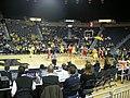 Wisconsin vs. Michigan women's basketball 2013 28 (second half action).jpg