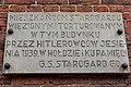 Wlz1209 ked Synagoga Starogard Gdański 03 tablica.jpg