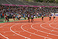 Women 100 m French Athletics Championships 2013 t152023.jpg