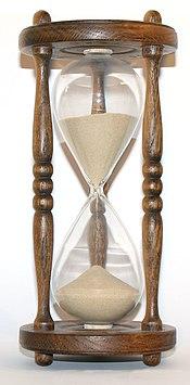 Пісковий годинник — Вікіпедія 2ac534351f5fb