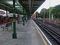 Woodford station bay platform looking north.JPG