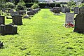 Woodnesborough, Kent - Church of St Mary the Virgin new graveyard.jpg