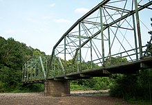 Camelback Truss Bridge