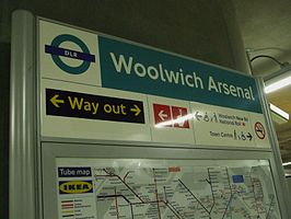Station Woolwich Arsenal