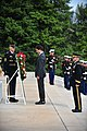 Wreath Laying, Tomb of the Unknown (25403613600).jpg