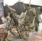 Wreckage of Supermarine Spitfire I -L1037 DW-D- (27989874819).jpg