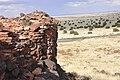 Wupatki National Monument - Citadel Pueblo - 10.JPG