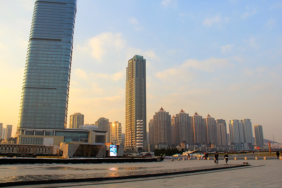 Xinghai Square west