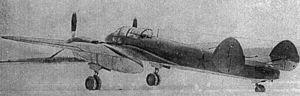 Yakovlev Yak-4 - Image: Yakovlev Yak 4 IV