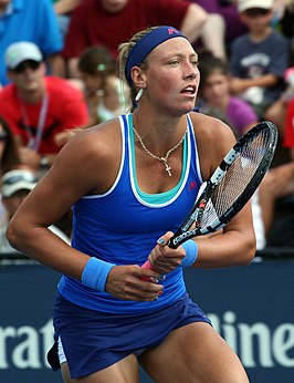 Winnares in het enkelspel, Yanina Wickmayer