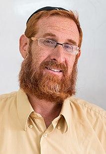 Yehuda Glick Israeli political activist and politician
