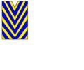 Yellow blue diagonal stripes..png