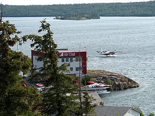 Yellowknife Water Aerodrome