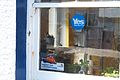 Yes to Scottish independence campaign sticker, iona (15227845576).jpg