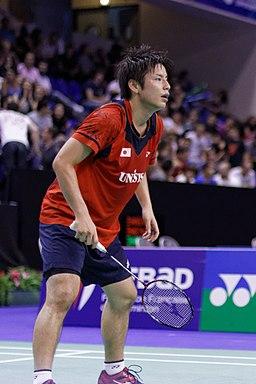 Yonex IFB 2013 - Quarterfinal - Sudket Prapakamol - Saralee Thungthongkam vs Kenichi Hayakawa - Misaki Matsutomo 18